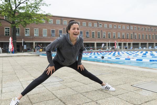 Yusra Mardini IOC