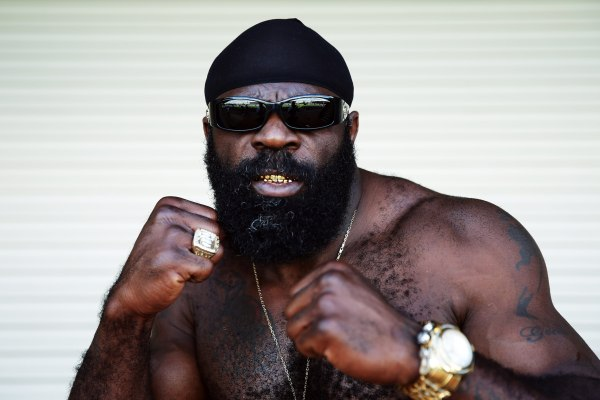 Image: MMA fighter Kimbo Slice