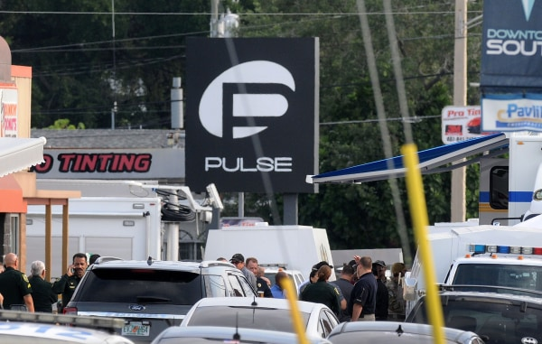 Image: At Least 20 Dead In Mass Shooting At Orlando Gay Nightclub
