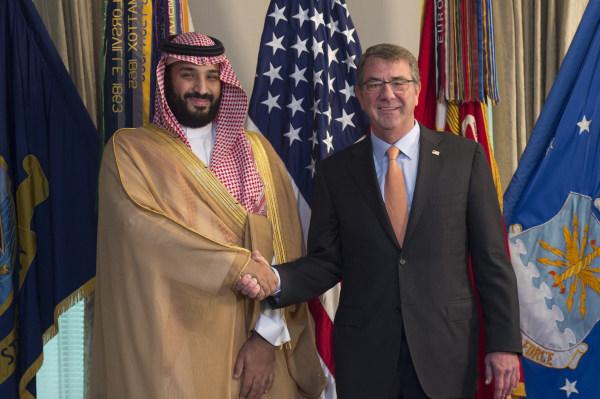 SD meets with Saudi MoD
