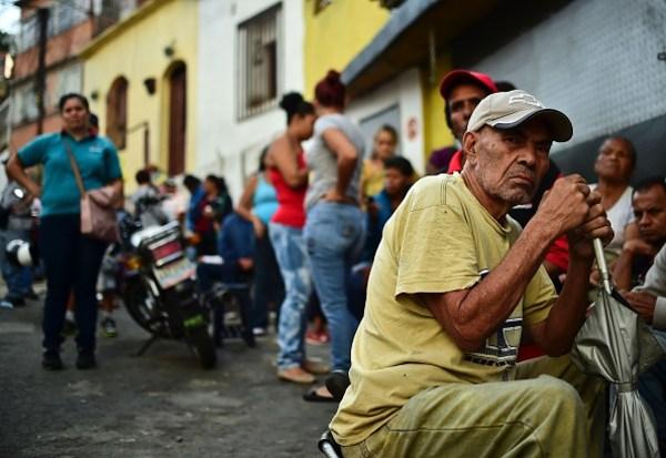 VENEZUELA-CRISIS-ECONOMY