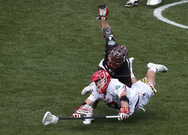NCAA Division I Men's Lacrosse Championship - Semifinal