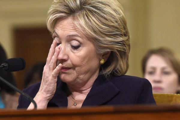 Image: Hillary Clinton on Oct. 22, 2015