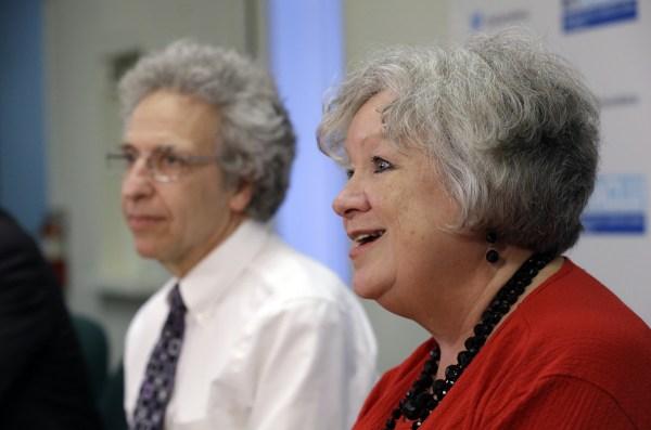 Image: Ken Faulk, Betty Cockrum