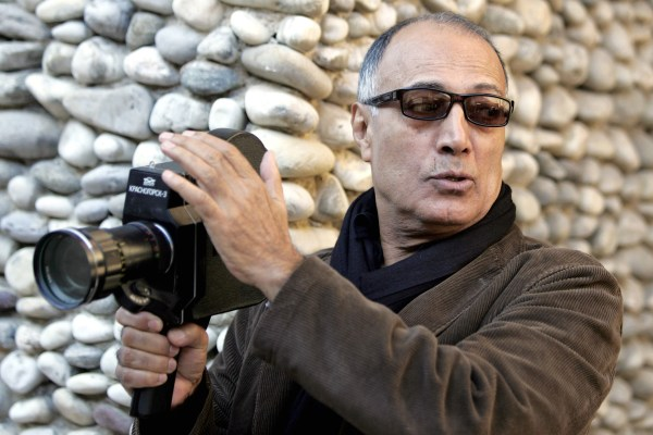 Image: FILES-IRAN-CINEMA-KIAROSTAMI-OBIT