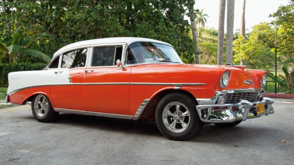 1957 Chevrolet in Cuba