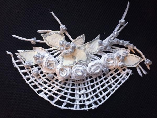 12th Annual Toilet Paper Wedding Dress Contest winner