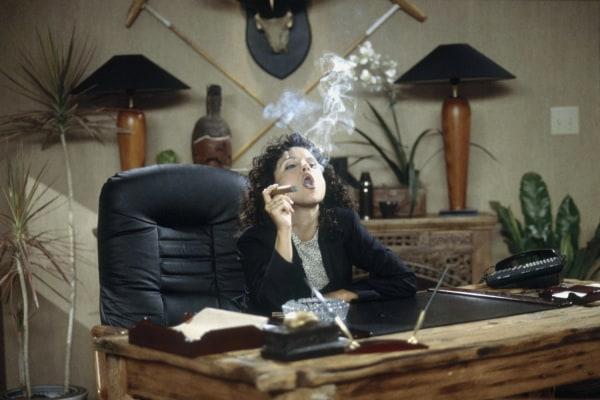 """Image: Julia Louis-Dreyfus as Elaine Benes in """"Seinfeld"""""""