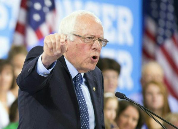 Image: US-VOTE-DEMOCRATS