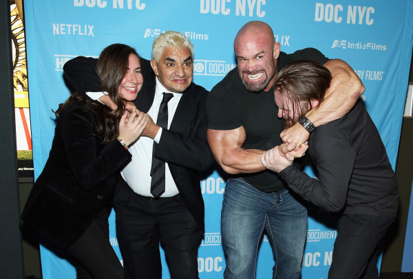 """DOC NYC 2015 Premiere Of """"Lucha Mexico"""""""