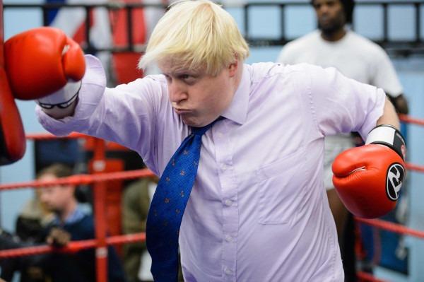 Image: Boris Johnson
