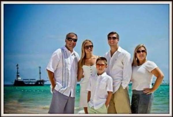 Image: Copeland family