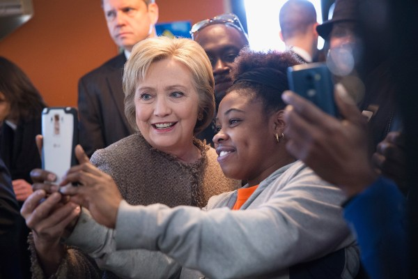 Hillary Clinton Campaigns Across South Carolina One Day Before Primary