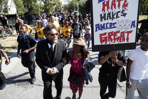 Image: Cornel West