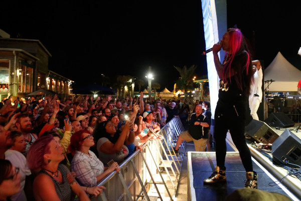 2016 Hangout Music Festival Kick-off Party
