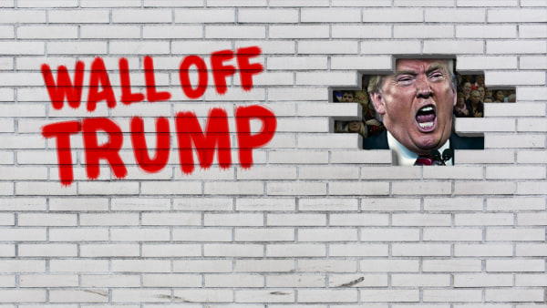 "Mijente, a political rights group for Latinx and Chicanx people, is calling for immigration rights advocates to help ""Wall off"" Donald Trump inside the RNC campaign."