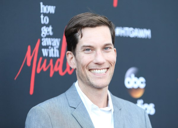 """How To Get Away With Murder"" Creator Peter Nowalk"