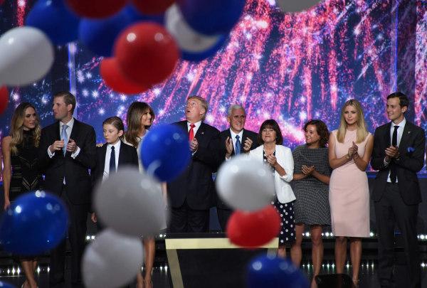 Image: US-VOTE-REPUBLICANS-CONVENTION-politics-election