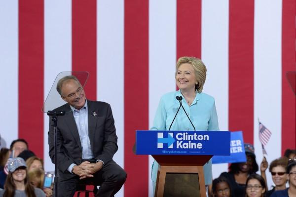 Image: Hillary Clinton Miami Rally