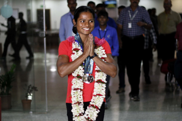 Indian Spinter Dutee Chand