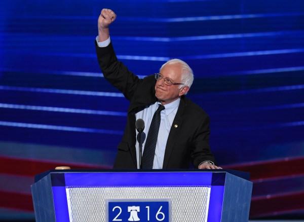 Image: Sen. Bernie Sanders