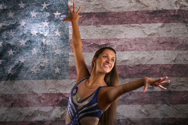 Synchronized Swimmer Anita Alvarez - Team USA