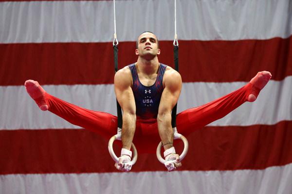 Danell Leyva - 2016 Men's Gymnastics Olympic Trials - Day 1