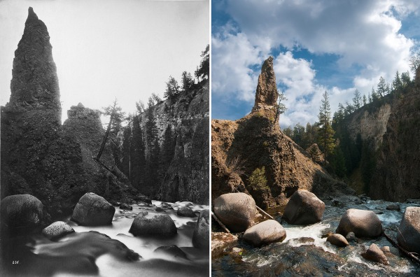 Image: Yellowstone's Tower Creek