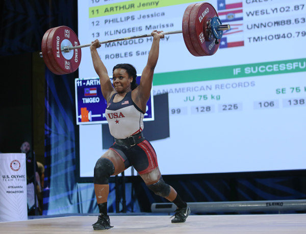 USA Weightlifting Olympic Team Trials