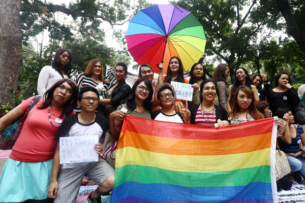Transgender Day Of Remembrance Observed In Jakarta