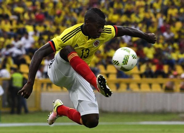 Colombia's Helibelton Palacios