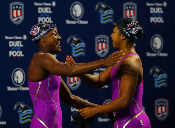 Mutual of Omaha Duel in the Pool - Day 1