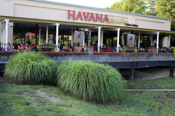 This is one of three Havana Rumba restaurants in Louisville.