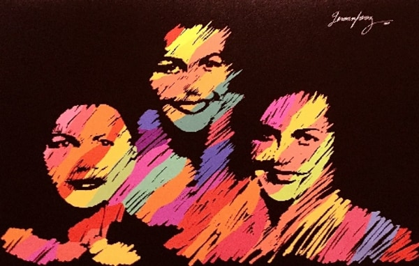 """""""Las Hermanas Mirabal"""" by German Perez"""
