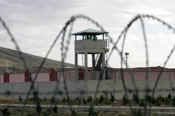 Image: Sincan prison