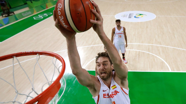 WATCH LIVE: Gasol, Spain Face Parker, France in Quarterfinals