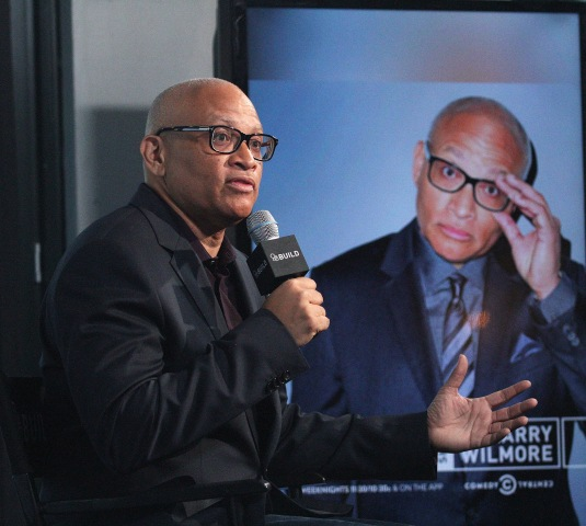 "AOL Build Presents Larry Wilmore Of ""The Nightly Show"""