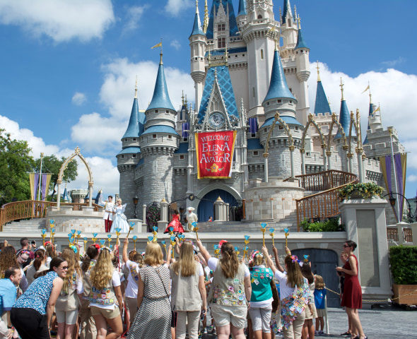 Girl Scouts of the USA Teams Up With Disney - Photo