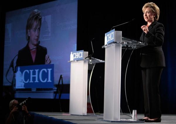 Democratic Candidates Attend Congressional Hispanic Caucus Forum