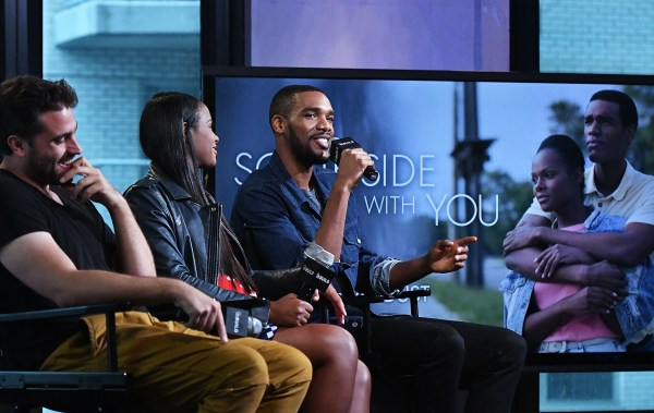 """AOL Build Presents Tika Sumpter, Parker Sawyers and Richard Tanne Discussing """"Southside With You"""""""
