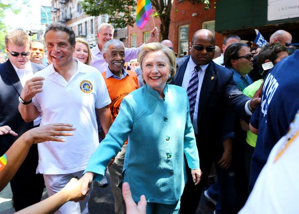 New York City Gay Pride Parade