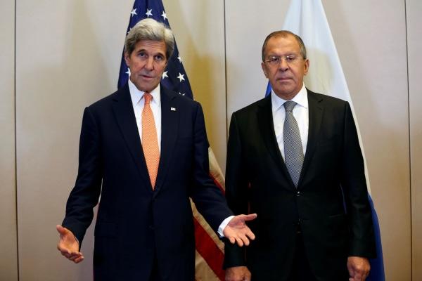 Image: SWITZERLAND-US-RUSSIA-SYRIA-CONFLICT-DIPLOMACY