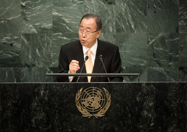 Image: World Leaders Gather In New York For Annual United Nations General Assembly