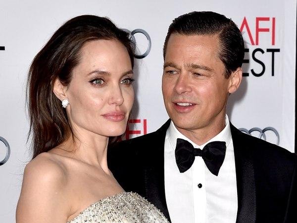 Image: Angelina Jolie Pitt and Brad Pitt