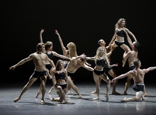 """New York City Ballet in Annabelle Lopez Ochoa's """"Unframed."""""""