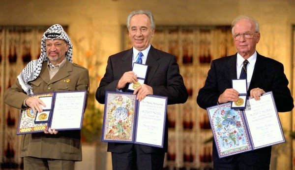 Image: Shimon Peres dead at 93