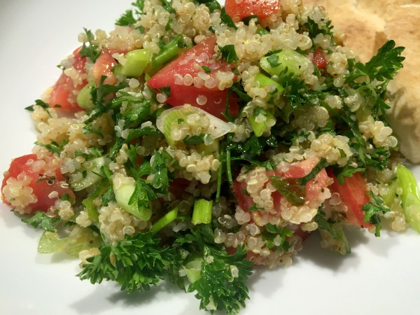 Ask the Test Kitchen: Put protein-packed quinoa to work in summer salads