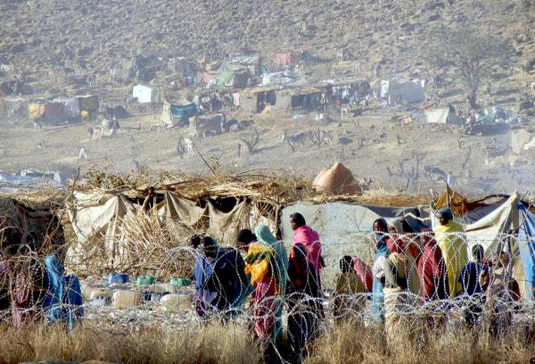 Image: FILES-SUDAN-UNREST-DARFUR-AMNESTY