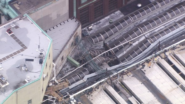 Image: Hoboken train crash