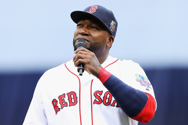 Image: Toronto Blue Jays v Boston Red Sox